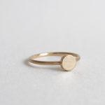 Circle ring. Maki Okamoto