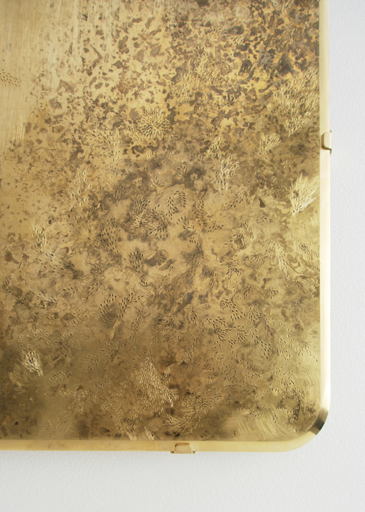 """Maki Okamota deltar i """"Spegel, spegel"""" på Galleri Sebastian Schildt"""