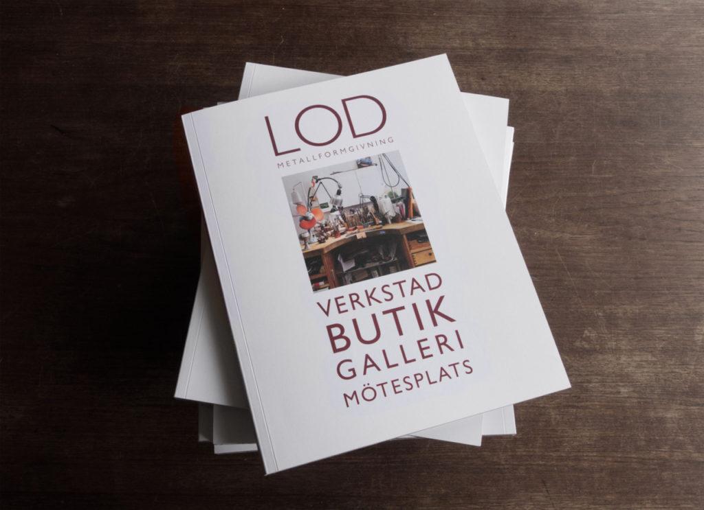 Nu kommer första boken om LOD! Bokrelease 8 maj 2021